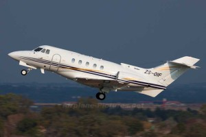 HS400 - ZS-OIF2- Private charter