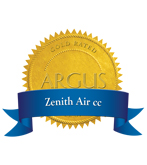 Gold Rated - Argus Zenith Air - argus rated operators